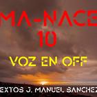 Ama-nacer 3. Textos de J. Manuel Sánchez (parte 1 de 2)