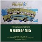 EL MUNDO DE CHIKY, con CHIKY NSUE en RADIOCOMPLICES.COM con Fernando Rodriguez, Programa 18/03/2020