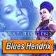 KAT RIGGINS · by Blues Hendrix