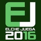 Elche Juega 5ª Jornadas del videojuego - 10 y 11 de diciembre de 2016
