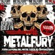 METAL FURY promo 3 de agosto en el Central Park Bar