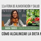 CÓMO ALCALINIZAR LA DIETA MEDITERRÁNEA - Nadia Torres, Chef