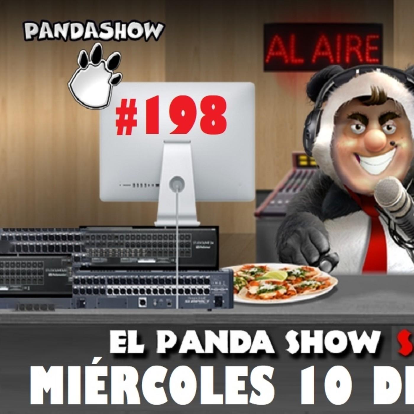 PANDA SHOW Ep. 198 MIÉRCOLES 10 DE JULIO 2019