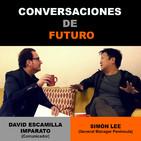 Conversaciones de futuro: Simón Lee con David Escamilla Imparato