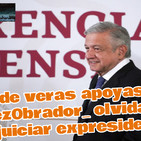 #OpiniónEnSerio 6-Nov-19: ¿De veras apoyas a #AMLO?, ¡entonces no apoyes aquello de enjuiciar a expresidentes!. @youtube