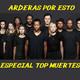 """Arderas Por Esto The Walking Dead """"Top Muertes"""""""