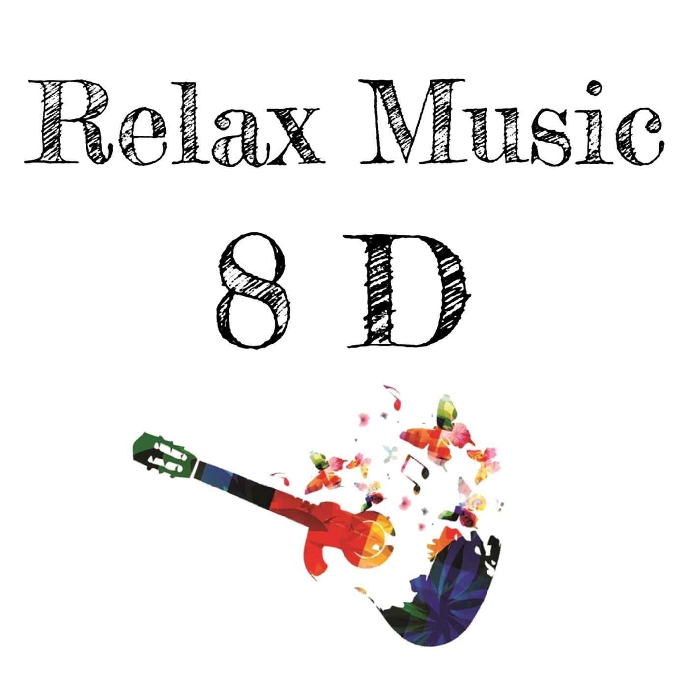 Musica 8D para estudiar/trabajar - Musica relajante 8D Chillout