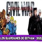 Los Guardianes de Gotham 3x21 - FOX Civil War!