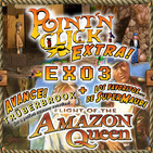 PNC Ex03 - Flight of the Amazon Queen + NEWS + Trüberbrook + Larry Love for Sail con @SuperMauri_ + Correo oyentes