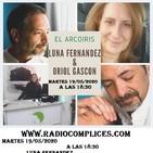 EL ARCOIRIS con LUNA FERNANDEZ, en RADiO COMPLICES, con FERNANDO RODRIGUEZ, Programa 19/05/2020
