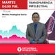 Transparencia Intelectual (Informes sobre la situación económica, las finanzas públicas y la deuda pública 6ta parte