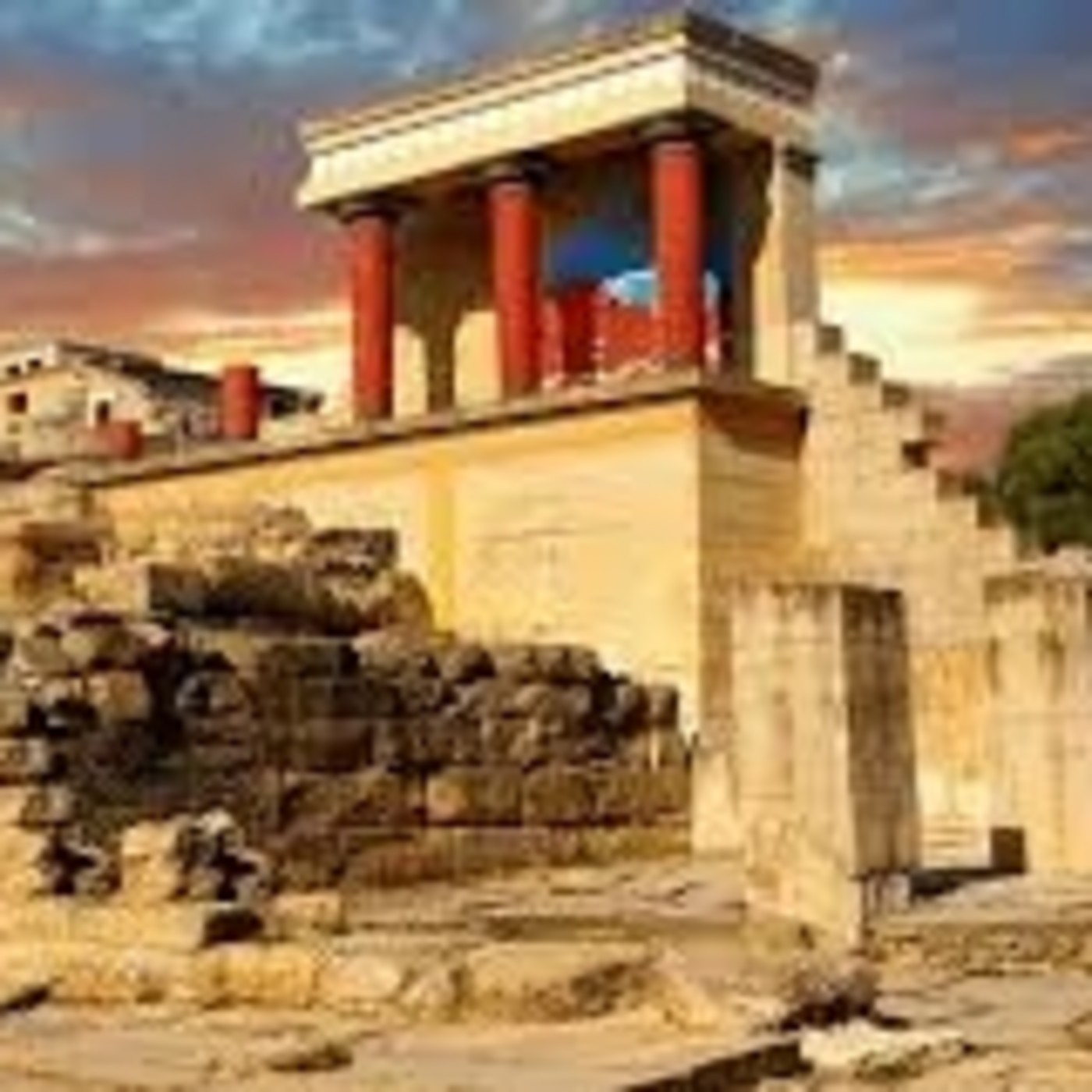 Desmontando la historia T4: El imperio perdido del minotauro · El mundo perdido de la isla de Pascua