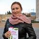 Entrevista a Finita Pulido, autora del libro 'Un beso en el desierto' (Aliar Ed.)