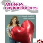Marco Ontiveros en Mujeres Emprendedoras con Marisela Sandoval