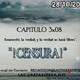 3X08 - LA CUARTA ESFERA - Censura - expedientes desclasificados - testigos - Carlos G. Fernandez
