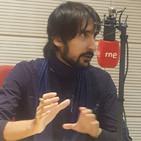 Javier Aranburu en Radio Exterior de España