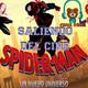 Spiderman Un Nuevo Universo Saliendo del Cine