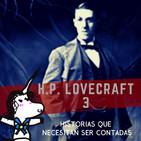 El misterio del cementerio o la venganza de un hombre muerto, H.P. Lovecraft - Historias que necesitan ser contadas