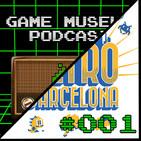 GM Podcast #001 - Presentacion Nuevo Proyecto & Entrevista a Carles Garcia, Presidente de RetroBarcelona