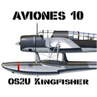 AVIONES 10 #82 Vought OS2U Kingfisher