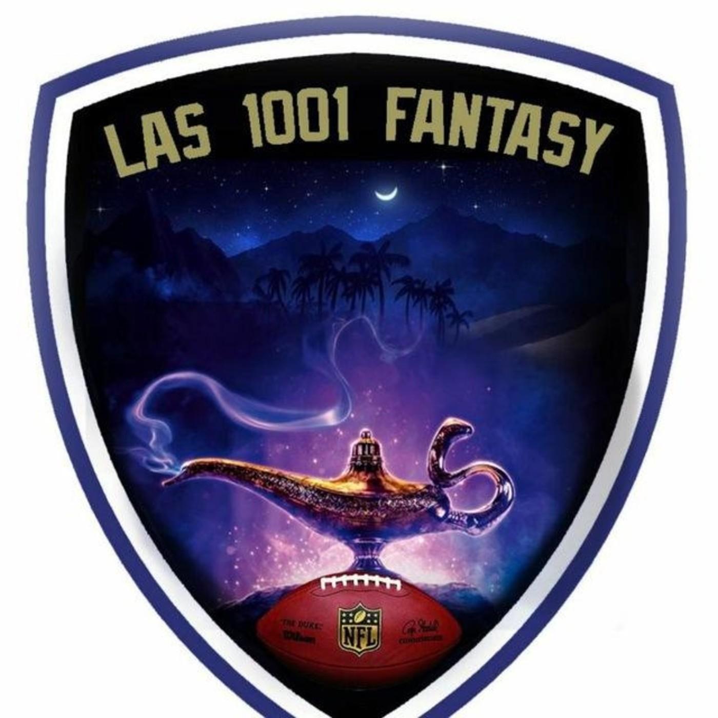 Las 1001 Fantasy - Fantasy 0027 - Previa de la Semana 3