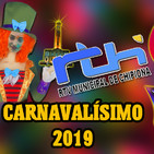 Carnavalísimo 2019 lunes 11 febrero 2019