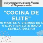 """Cocina de Elite"" Programa nº 9"