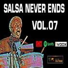 Salsa never ends vol.07