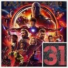 Episodio 31 - Vengadores: Infinity War