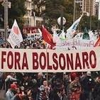 """Informativo Popular Alerta Caracola desde Brasil El Grito Popular """"Fora Bolsonaro"""""""