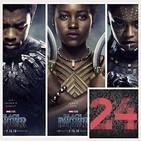 Episodio 24- Pantera Negra