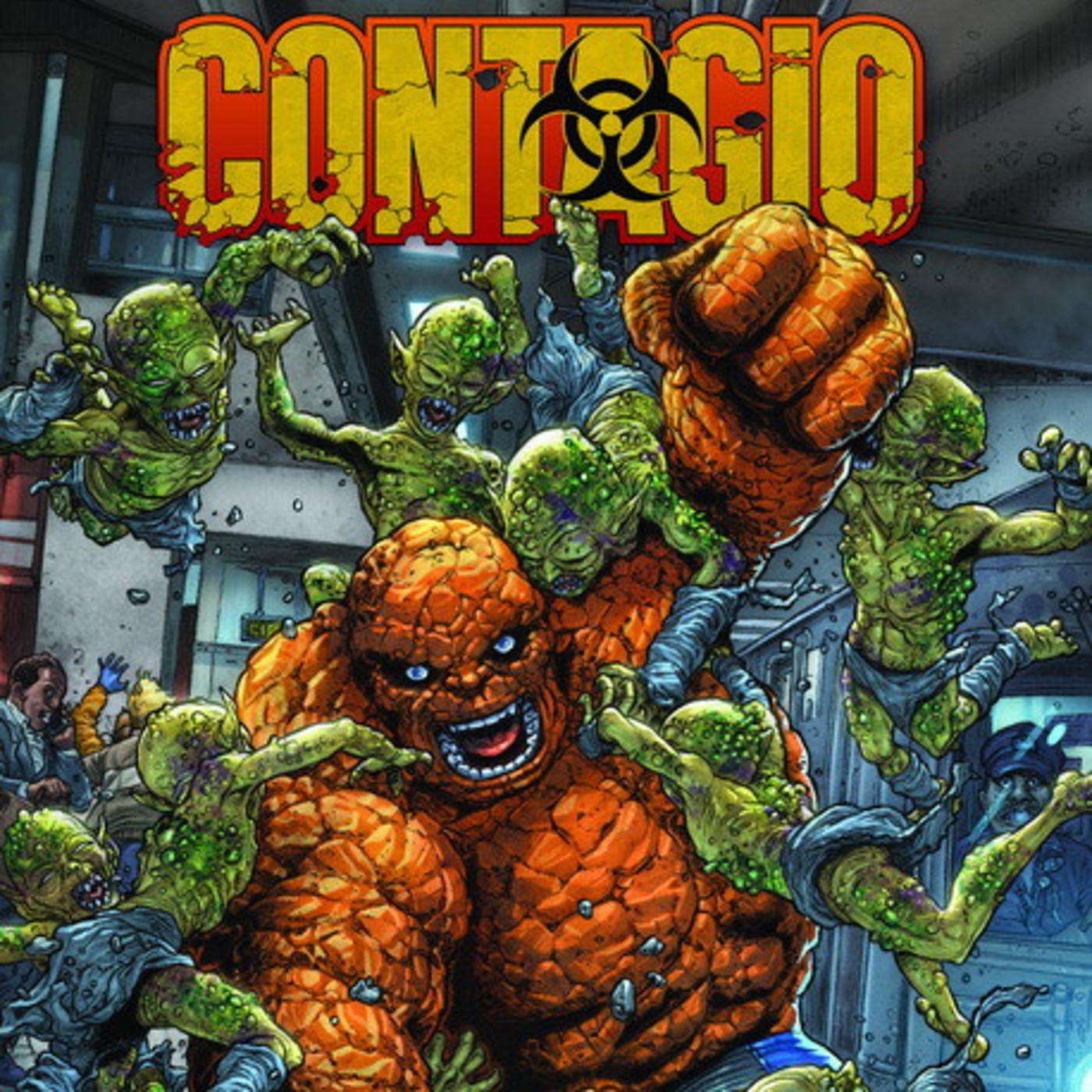 Contagio-El día en que Marvel se adelantó al Coronavirus