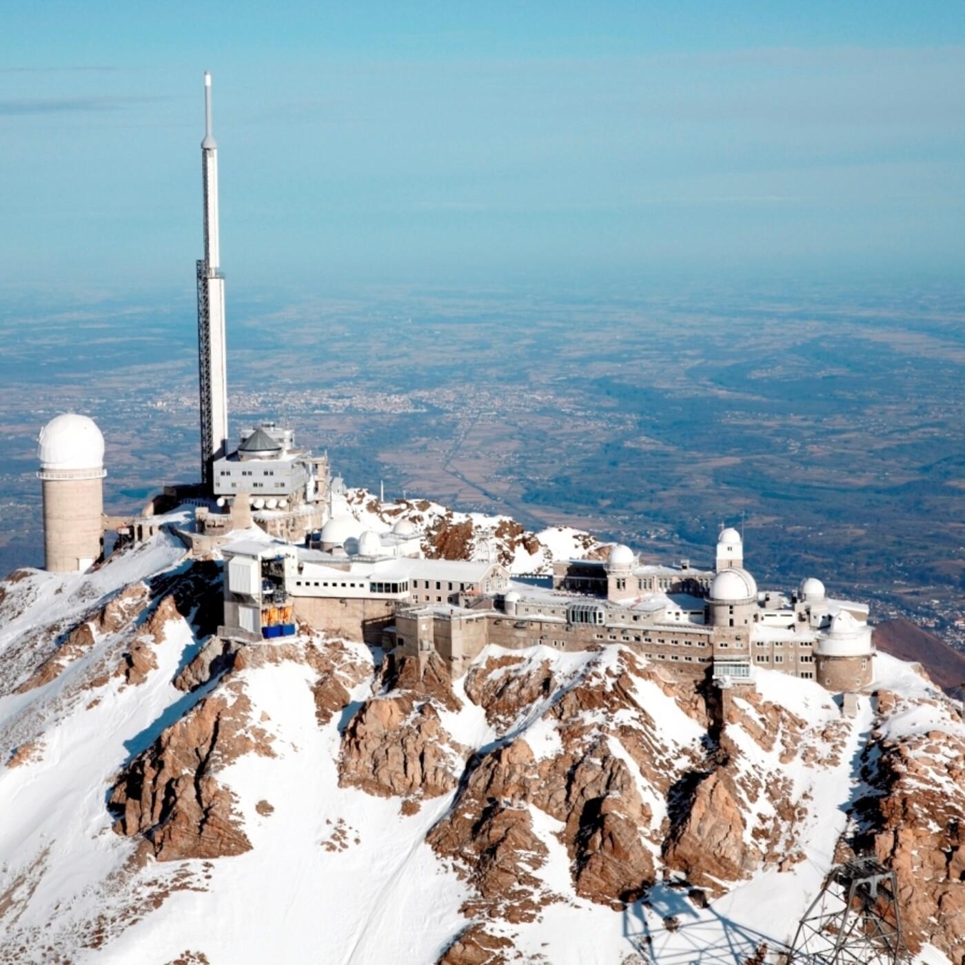 PIC DU MIDI DU BIGORRE (2.877m) Icono Pirineo para trail, esqui, btt y más. #radiotrail Mayayo