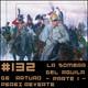 #132 LA SOMBRA DEL ÁGUILA de Arturo Pérez Reverte