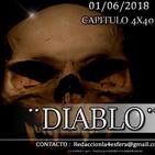 4X40 - LA CUARTA ESFERA - DIABLO - La Iglesia de Satan - Aleister Crowley - El Diablo de Yersey