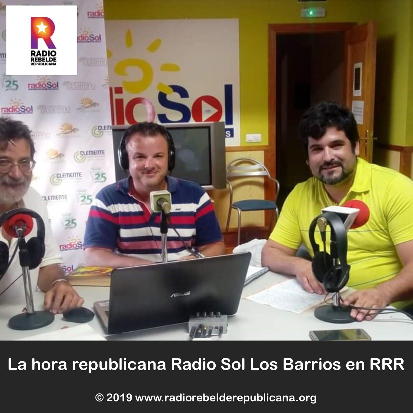 La hora republicana Radio Sol en RRR 09.10.2020