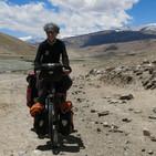 Blanca on a bike - Viajando Despacio 158