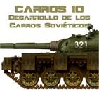 C-10#ESPECIAL T-64 T-72 y T-80 Desarrollo de los Carros Soviéticos de la Guerra Fría 1/2