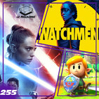 Trailer: Star Wars / Watchmen (La Serie) - LC Magazine 255