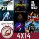 GR (4x14) Lo MÁS ESPERADO de 2020: The Last of Us 2, Elden Ring, FFVII Remake, Cyberpunk 2077, The Avengers y mucho más