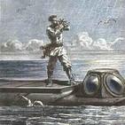 Verne y Wells ciencia ficción: Veinte mil leguas de viaje submarino, de Julio Verne, primera parte