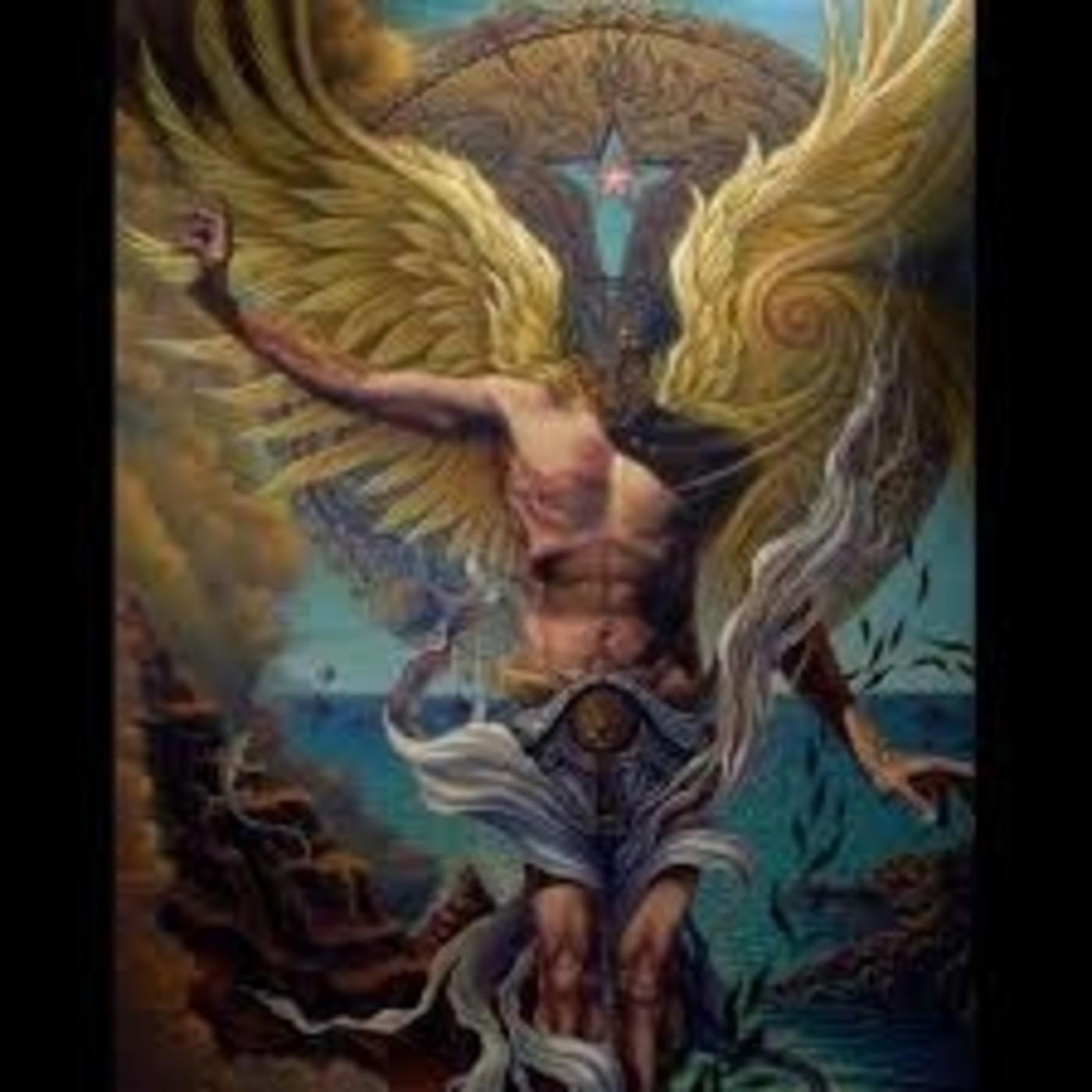 La historia de Hermes Trismegisto el 3 veces grande un iniciado.