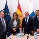 Universidad Fernando Pessoa Canarias y Hospitales San Roque promueven la creación del primer hospital universitario priv