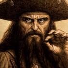 Historia del pirata Barbanegra
