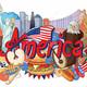 """18/02/2019 GSD RADIO Alcalá """"American culture"""" 2º ESO A y D"""