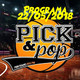 Pick&Pop 22/05/2018