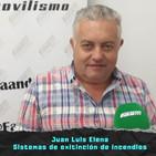 Motorsport: Sistemas de extinción de incendios, con Juan Luis Elena