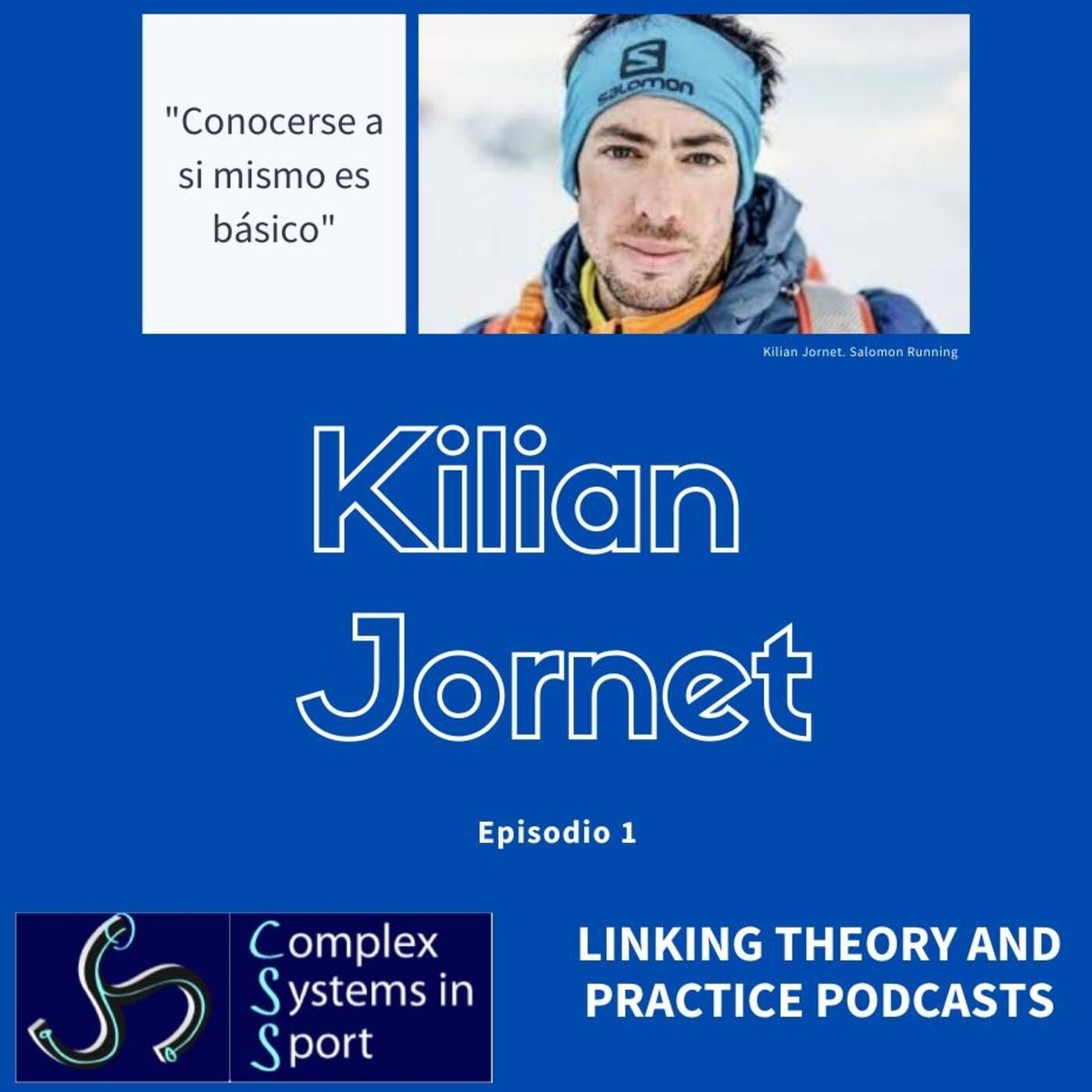 """Kilian Jornet: """"Conocerse a sí mismo es básico"""""""
