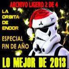 LODE 4x19 -Archivo Ligero- especial fin de año LO MEJOR DE 2013 parte 2 de 4