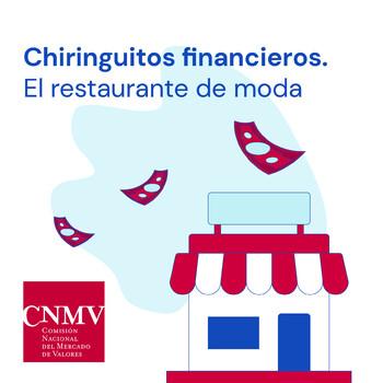01 - Chiringuitos financieros: El restaurante de moda